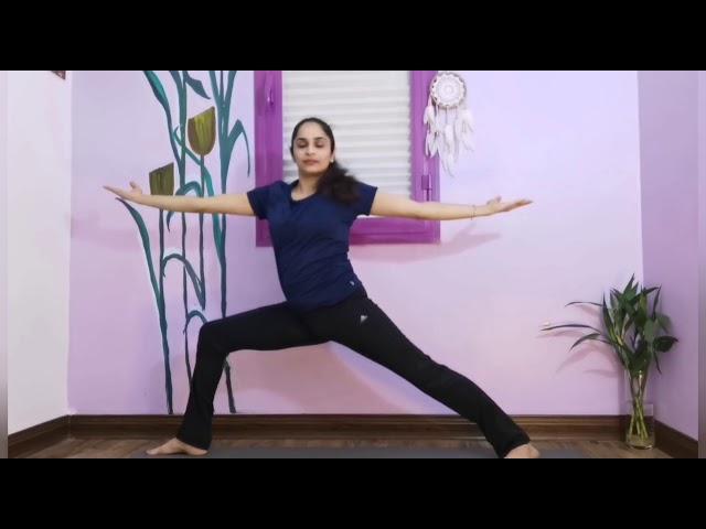 10 Days Belly Fat Challenge   Day 3   Dr. Akhila Vinod   Yoga   Exercise   Diets
