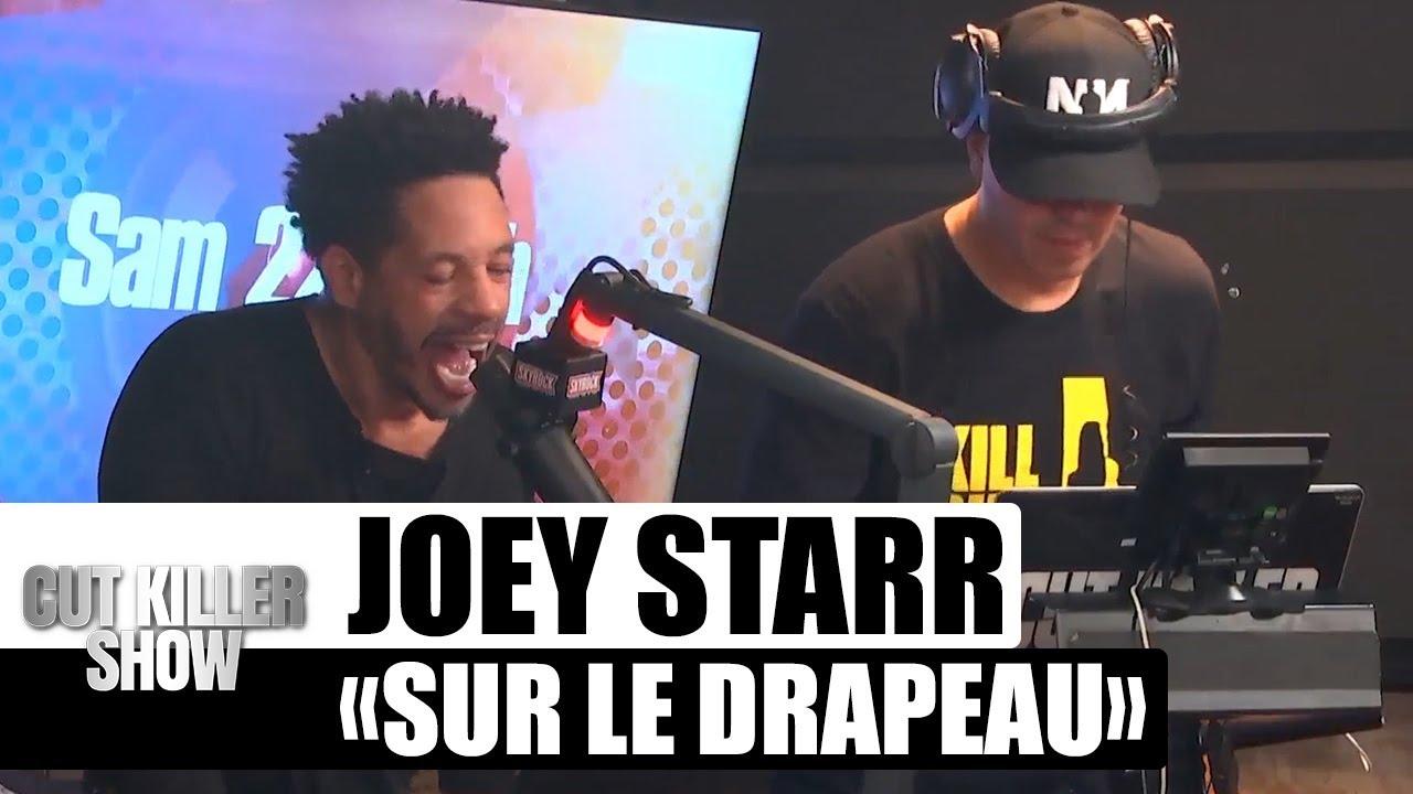 """Download Joey Starr """"Sur le drapeau"""" #CutKillerShow"""