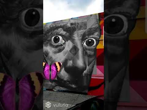 LIVE ART Augmented Reality debut at R House during Art Basel Miami 2017