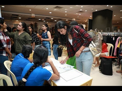 Miss India 2018 : Tamil Nadu Audition Registrations