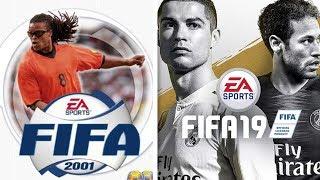 ВСЕ ТРЕЙЛЕРЫ FIFA l FIFA 01 - FIFA 19