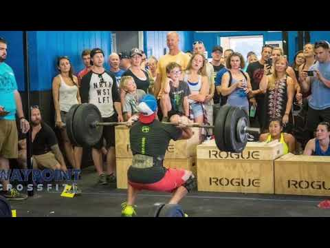 A Look Back: 2017 Maritime City Battle CrossFit Masters Competition