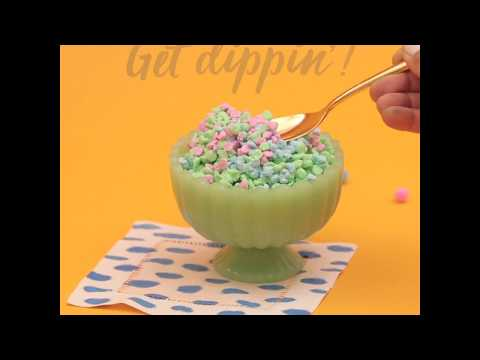 How to DIY Dippin' Dots