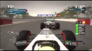 F1 2012 Campeonatos ORT [1ªTemporada] Resumen #12 GP Korea