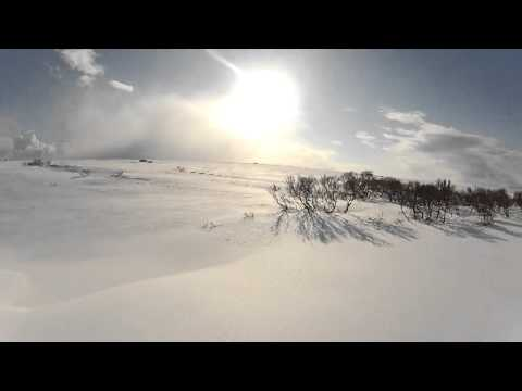 snow ride arctic cat vadsø norway