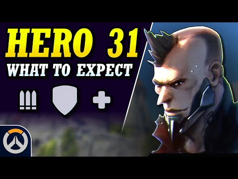 Overwatch HERO 31 - Release Date, Role, & Identity Expectations