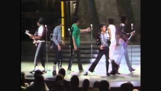 Jackson 5 Reunion Mowtown 25 1983 SaveYouTube com