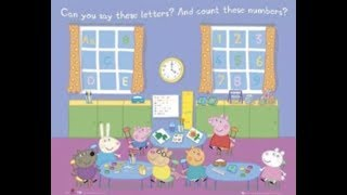 #Puzzle #Peppa Playschool *** For #babies #toddlers #kids