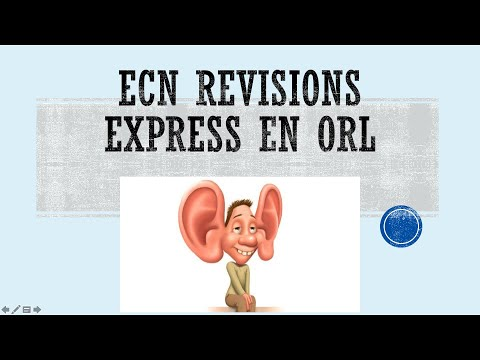 ECN REVISIONS ORL #3 - Otalgies / OMA / OMC