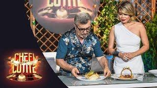 """Dumitrescu a câștigat amuleta serii! Chef Petrișor: """"Florin a creat o coloristică perfectă"""