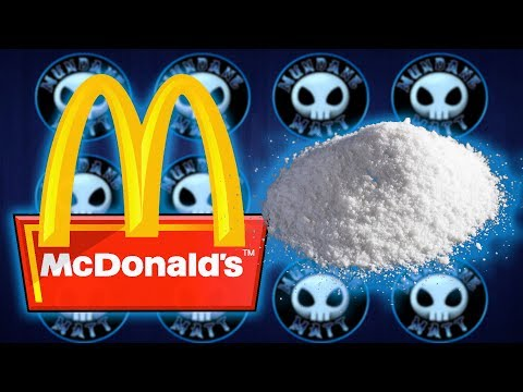 McDonald's manager busted for selling dope out of the bathroom