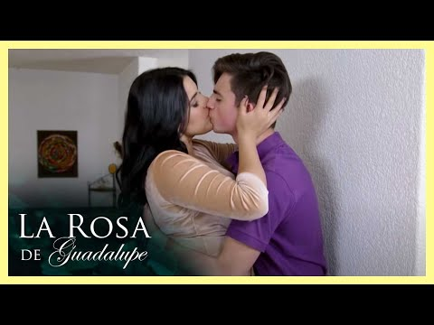 Cecilia seduces Pancho! | Innocent deception | La Rosa de Guadalupe