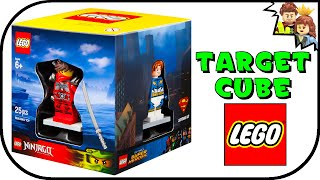 LEGO Target Exclusive Minifigure Cube Review