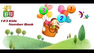 Number Songs | Phonics Songs | 123 Song for children | Nursery Rhymes | The Number Book