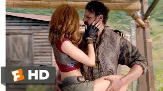 Jumanji: Welcome to the Jungle (2017) - Dance Fighting Scene (5/10) | Movieclips streaming