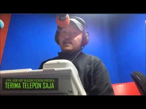 ON AIR SIP RADIO INDONESIA (TERIMA TELEPON)