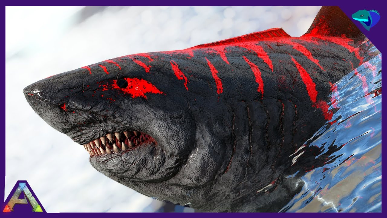 CENTRAL CAVE, ALPHA MEGALODON FIGHT, REX TAME! CrossARK [E27]