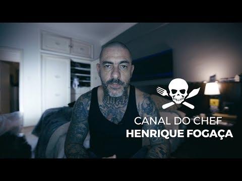 Canal do Chef Henrique Fogaça no Youtube (Oficial Trailer)