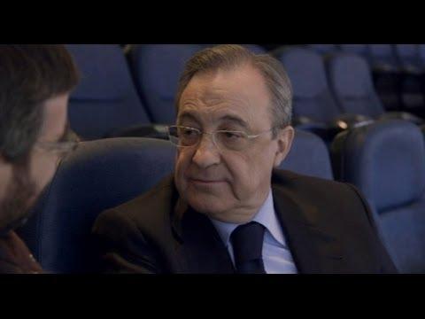 "Salvados - Florentino Pérez: ""No sigo en política porque me han echado"" (1/11)"
