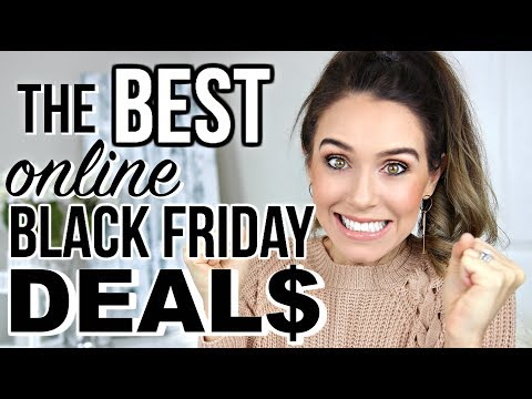 THE BEST BLACK FRIDAY WEEKEND SALES!