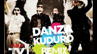 Don Omar - Danza Kuduro (Remix) ft. Daddy Yankee, Arcangel, P.O.P & Lucenzo