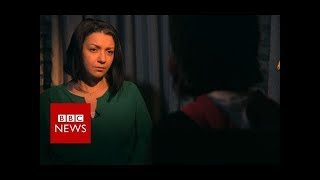 Inside Iraq's secret shelters for women - BBC News