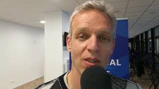 Arrivée de Bruno Irles comme entraîneur du Pau FC