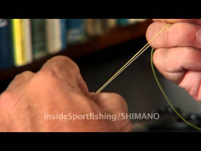 Tony Pena knot