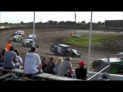 Chris Mills- 6/23/13 - Heat Race