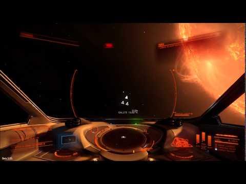 Elite Dangerous - Mining Run (Beta 3.05)