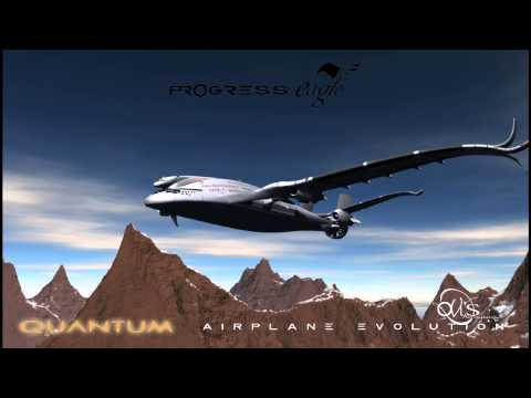The AWWA·QG Progress Eagle: An Airplane For 2030