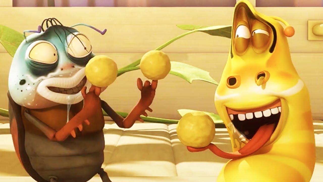 LARVA - MAGIC FRUIT | Cartoon Movie | Cartoons For Children | Larva Cartoon | LARVA Official
