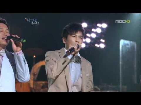 110605 - Shaky Friendship - Cha Tae Hyun Kim Jong Kook Hong Kyung Min