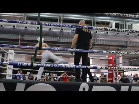 WKA Unified World Championships - Daniel Morgan