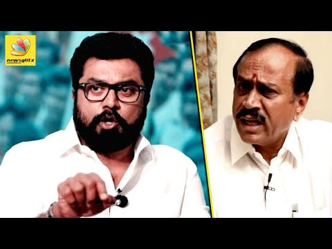 கேவலமான ஆள்... : Sarathkumar Warns H Raja on Kanimozhi Remark | BJP | DMK | Latest Speech