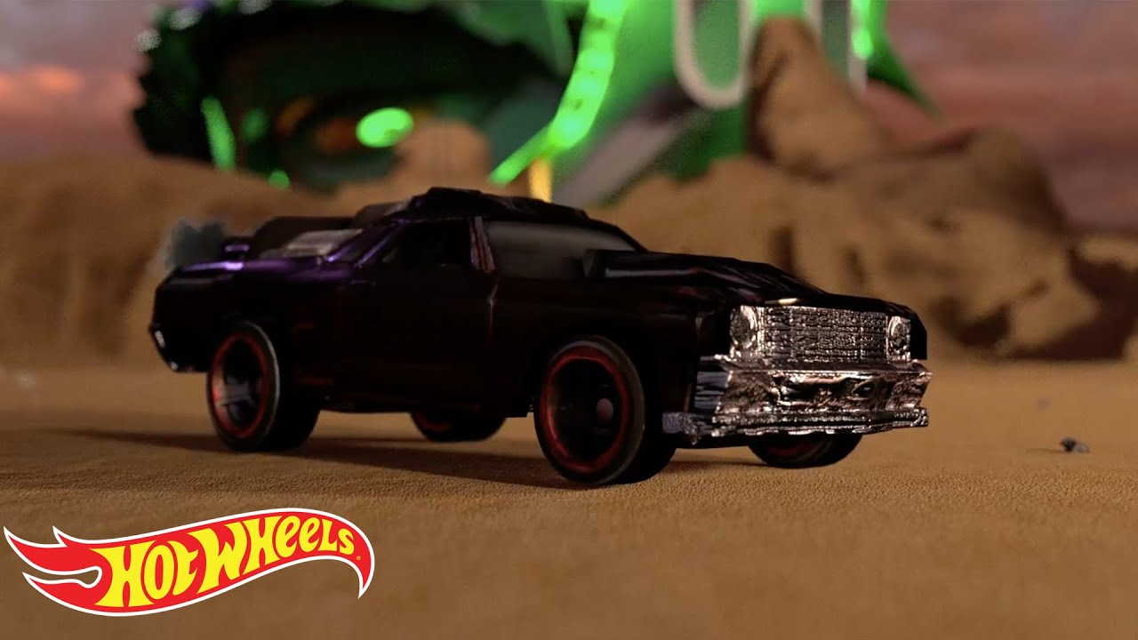 Hot Wheels Jumps Tracks And Cars