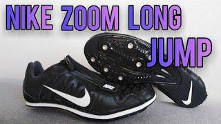 Шиповки Nike Zoom Long Jump | spikes | Обзор
