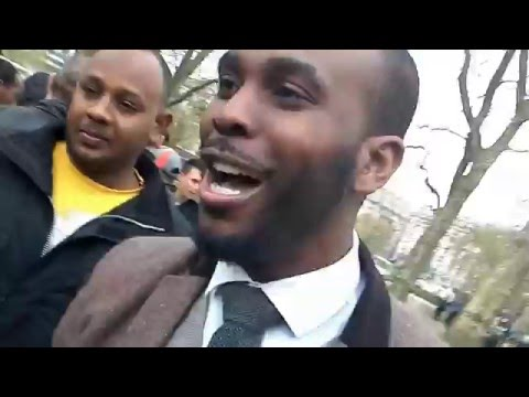 DOES GODWIN KNOW THE BIBLE? You will be SHOCKED!!! A MUST WATCH!!! Speakers Corner.