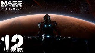 Mass Effect Andromeda. Прохождение. Часть 12 (Новая раса! Они знают наш язык)