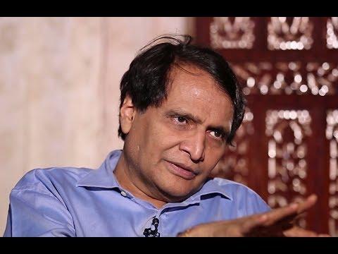 Straight Talk with Suresh Prabhu