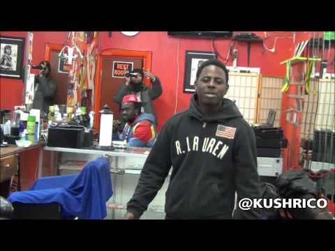 LAI-BAK & HOMIES RAP FREESTYLE AT Q KUTTS CANARSIE BROOKLYN | PATRON