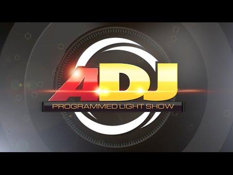 ADJ 3 Sixty 2R - Programmed Light Show