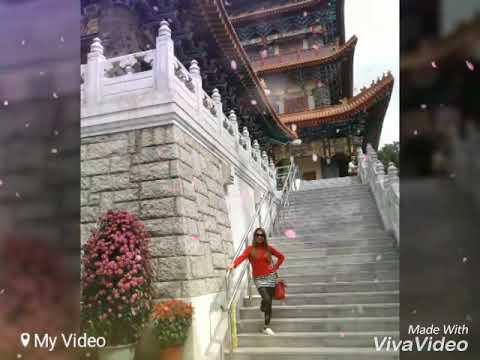 AMAZING HONG KONG ( BIG BUDDHA) Travel Time Feb. 18,2018