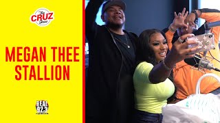 Megan Thee Stallion Talks 'Suga', NYE With The Carters, Coachella, Going To School & More