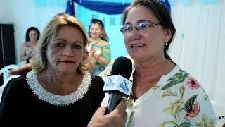 Conceição Alves presidente da associação das agentes de saúde de Tabuleiro do Norte