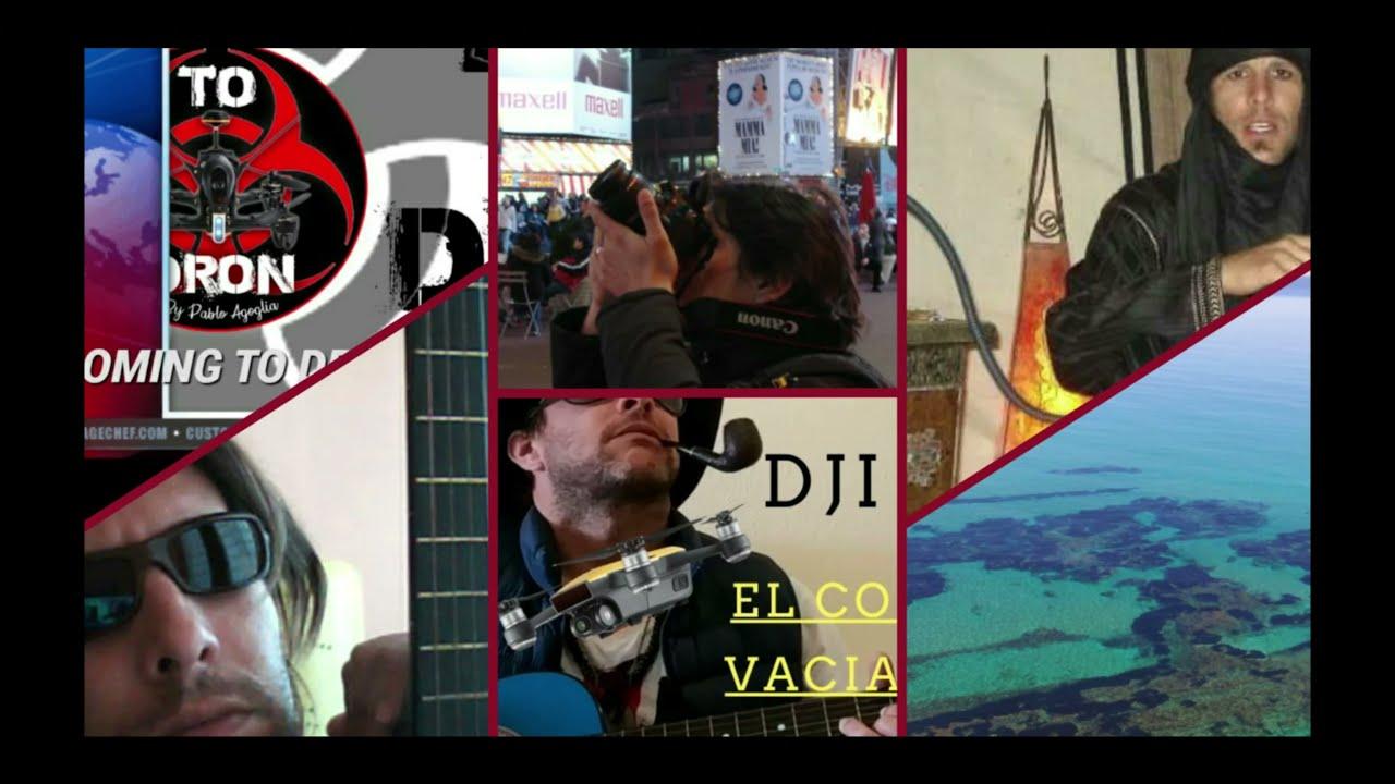 DRON DJI SPARK 2020 (ESPAÑA OFICIAL) CABLE OTG MODO PUERTO DEL CABO DE LAS HUERTAS Y ALBUFERE картинки