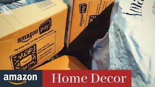 Amazon Home Decor Items in Budget Trendy Home Decor Items Amazon Haul Wall shelf storage idea Amazon