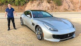 The $300,000 Ferrari Lusso T Is AMAZING
