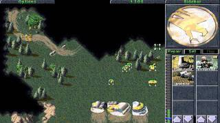 Command and Conquer 1 Gameplay First Mission GDI