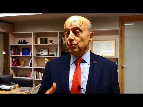 Circulation à Bordeaux : les propositions d'Alain Juppé